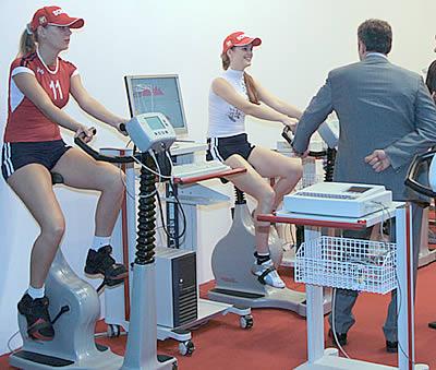 Система кардиореабилитации SCHILLER – ERGOSANA (Schiller, Швейцария)