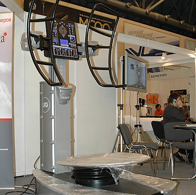 Фитнес- установка Huber (LPG Systems, Франция)