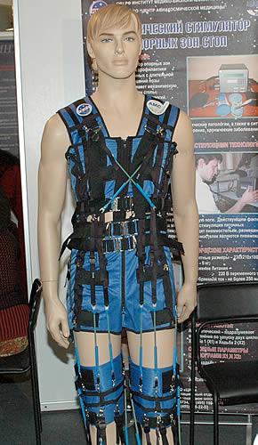 Лечебный костюм аксиального нагружения Ригент (ИМБП, Россия)