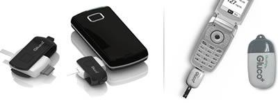 Глюкозиметр- насадка на сотовый телефон (Healthpia, Корея)