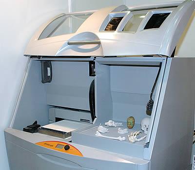3D цветной принтер ZPrinter450 (ZCorporation, США)