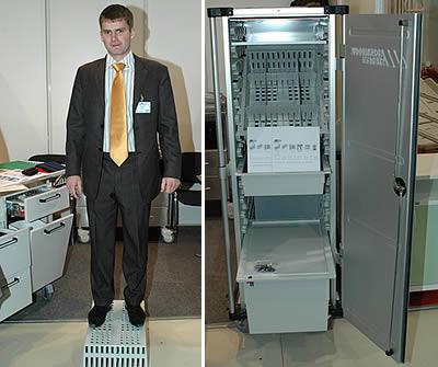 Модульные системы хранения (Scan Modul System, Дания)