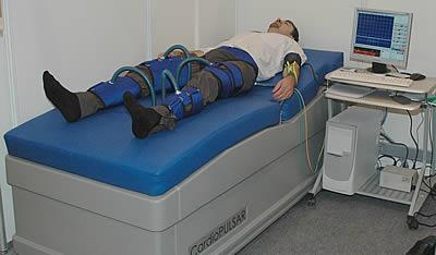 Комплекс для наружной кардиопульсации CardioPulsar (Констэл, Москва)