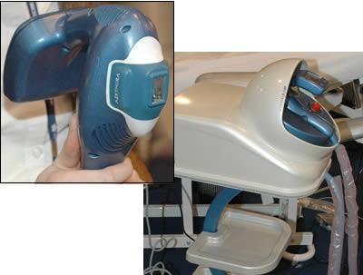 Фотопневматическая система Aesthera PPx (США).