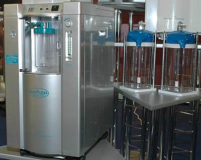 Концентратор кислорода 7F-3L (Армед, Россия- Китай)