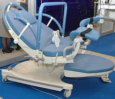 Кресло для родовспоможения Radius Birthday (Maquet, Германия)