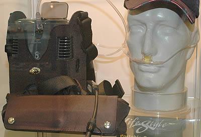 Портативный кислородный концентратор FreeStyle (AirSep, США)