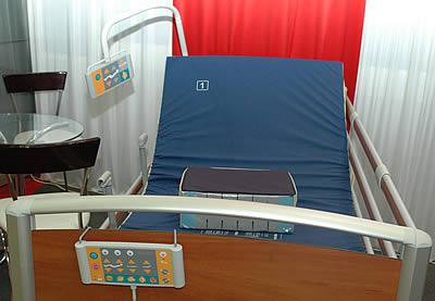 Функциональная кровать Linet (Linet, Чехия)