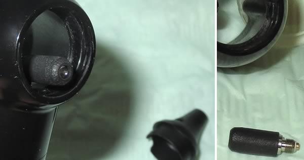 Riester E-scope замена лампы