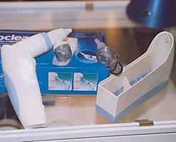 Спреер- аспиратор для носовой полости Colclean