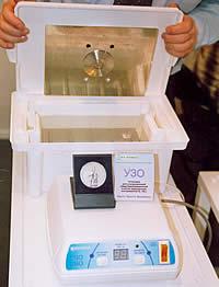 Предстерилизационный чистильщик инструментов- ультразвуковая установка УЗО