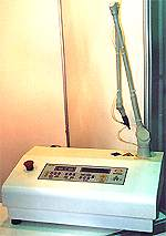 Лазерный аппарат