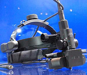 бинокулярный офтальмоскоп