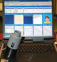 Micro Medical- спирометрический датчик Spiro USB