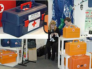 Укладки скорой помощи
