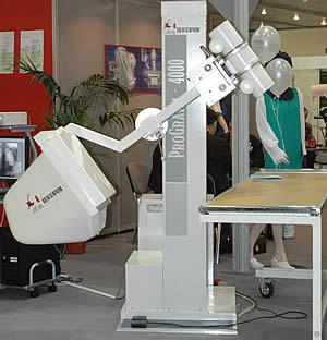 Цифровой рентгеновский аппарат ПроГраф-4000