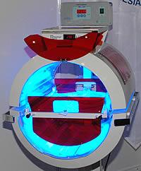 Фототерапевтическая лампа от AMS
