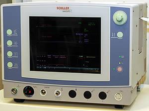 Монитор пациента для использования в МРТ- кабинетах