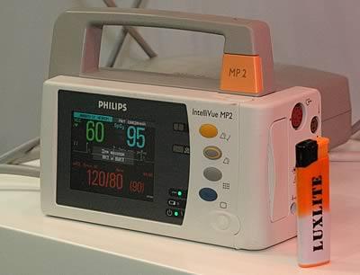 Компактный монитор Philips