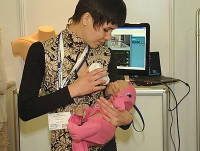реалистичный симулятор новорожденного