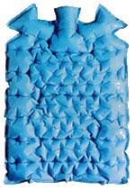 Одеяло с нагревательным устройством