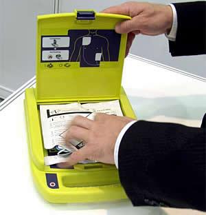 Учебный дефибриллятор PowerHeart AED