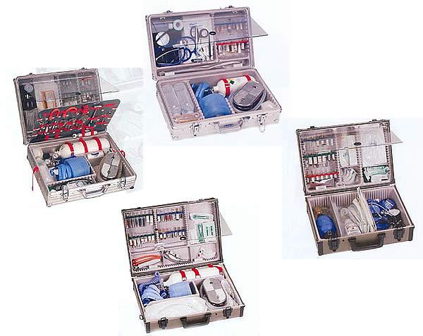Реанимационные ящики укладки Wero- Case универсальные и специализированные
