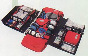 Травматологическая рюкзак укладка скорой помощи и спасателей