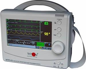 Монитор прикроватный реаниматолога МПР 5-02 Тритон