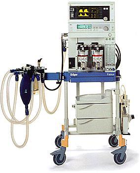 Наркозно-дыхательный аппарат Fabius  (SA2 / RA2)